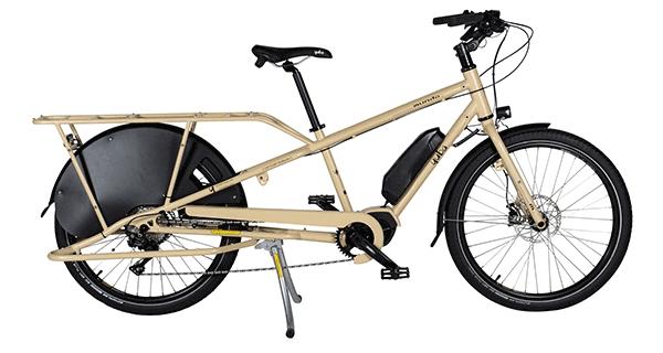 Yuba El Mundo electric cargo bike