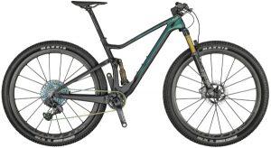 scott contessa mountan bike