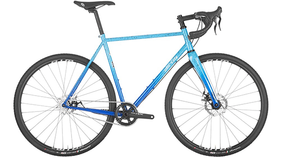 all city cycles single speed cx bike