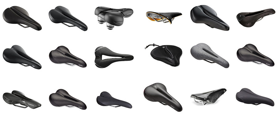 bicycle saddles on REI.com