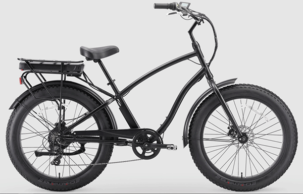 sixthreezero fat tire e-bike
