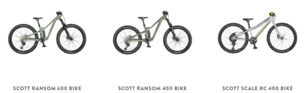 Scott Future Pro Kid's bikes
