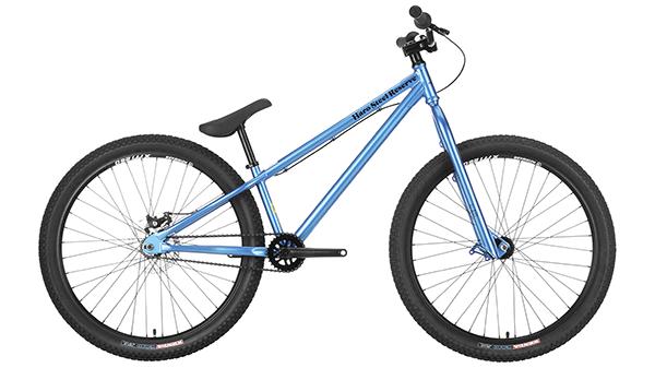 haro steel dirt jump bike