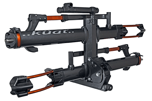 two ebike rack