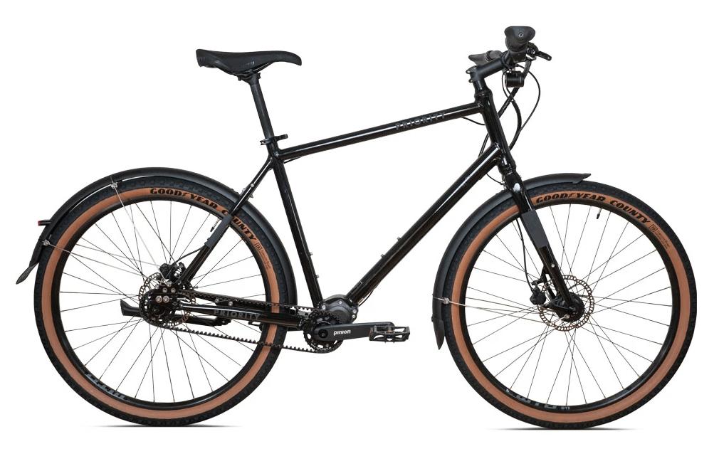 PRIORITY 600 belt drive bike review