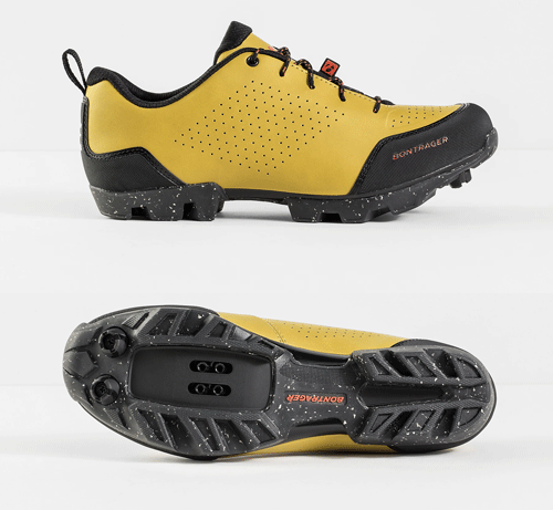 bontrager gr2 - one of the best gravel cycling shoes