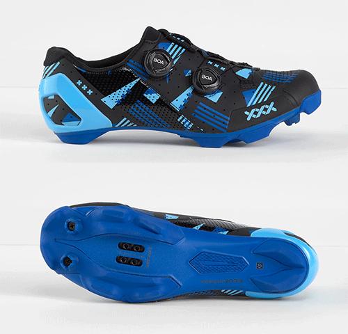 bontrager xxx clipless mtb shoes