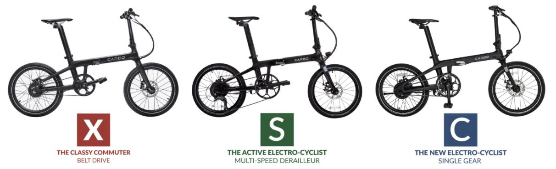 carbon folding bikes