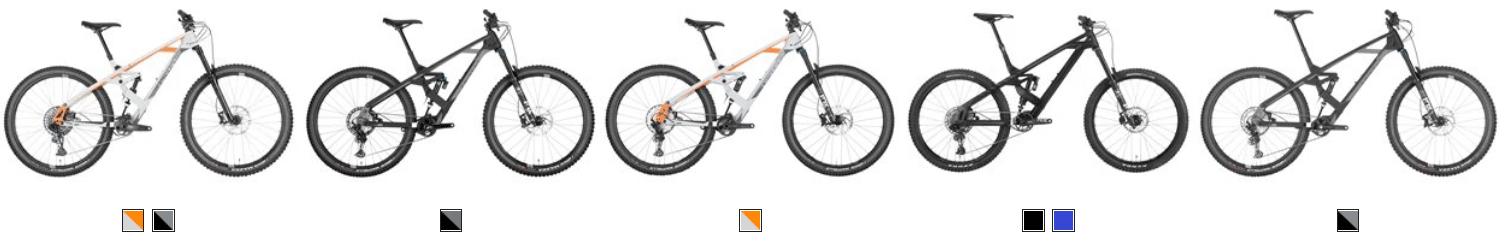 eminent mountain bikes