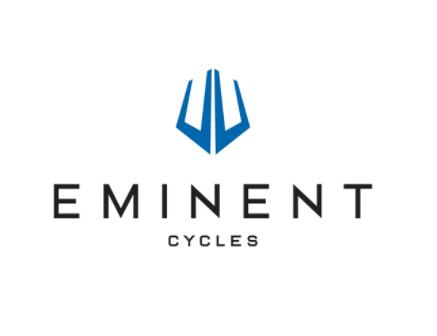 eminent bikes brand logo