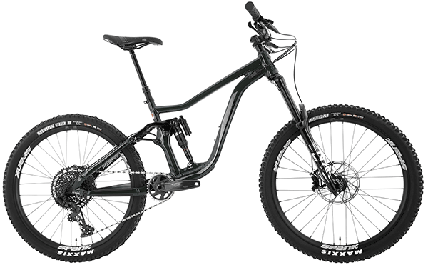 knolly warden mountain bike
