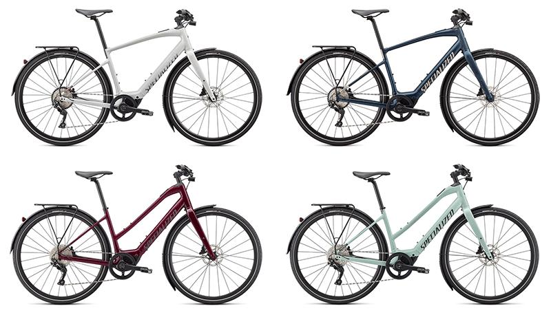 Premium quality Class 3 eletric bicycle Specialized Vado SL 4.0 EQ