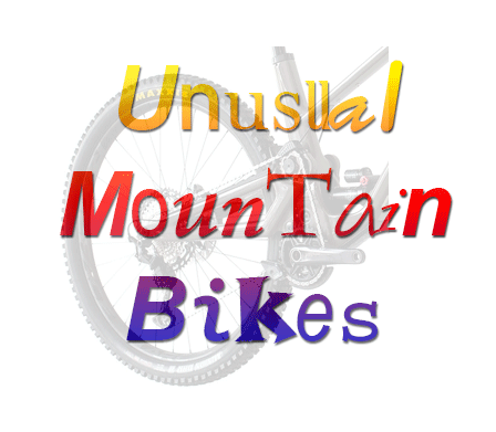 unusual mountain bikes