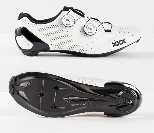 bontrager xxx clip in cycling shoes