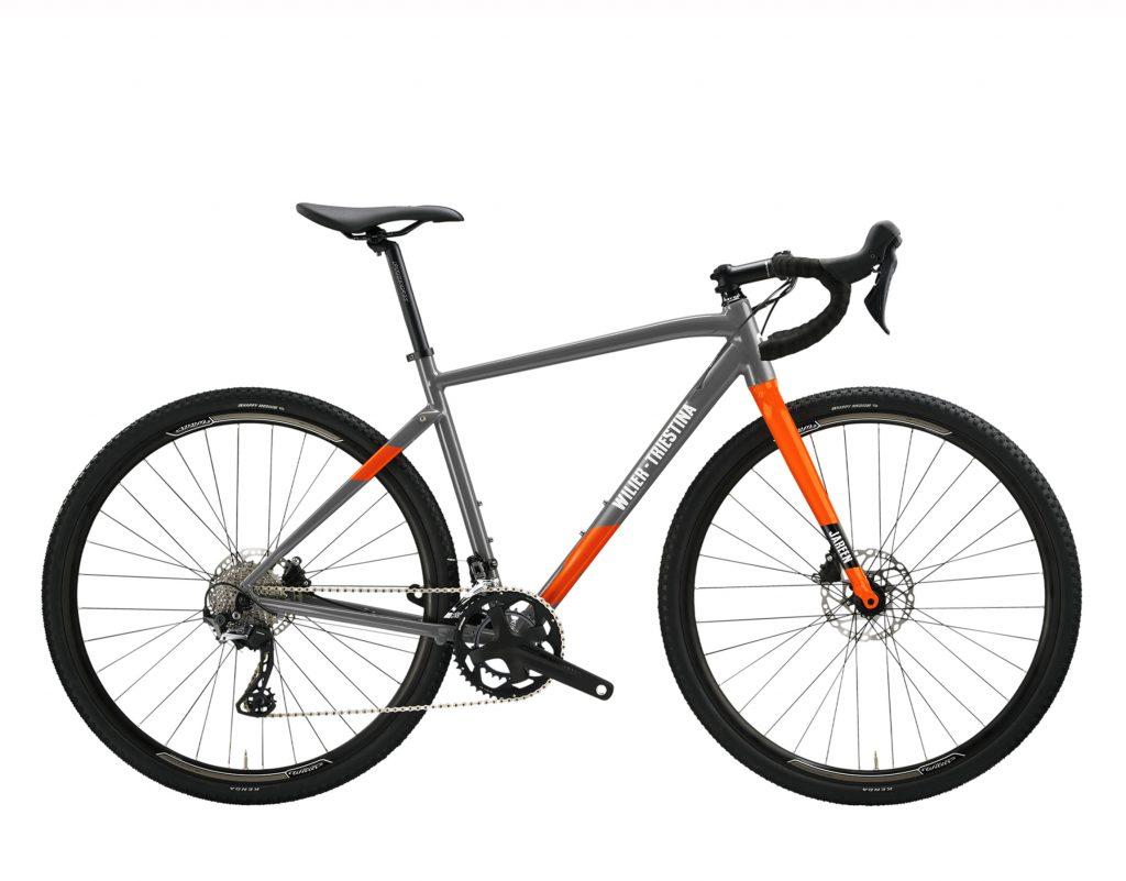 Wilier Jareen aluminum gravel bike