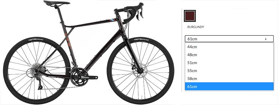 gt gravel elite bike