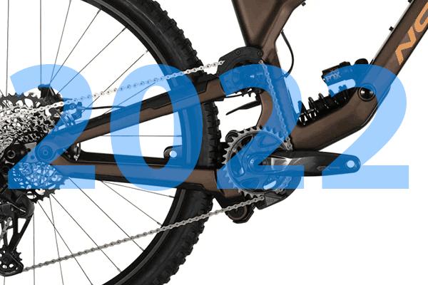 mountain bikes 2022