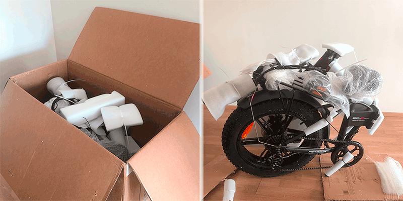 engwe in a box