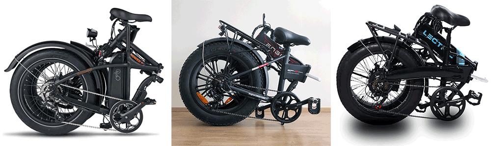 folding electric bike comparison