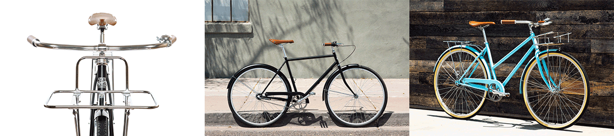 state bicycles city bikes