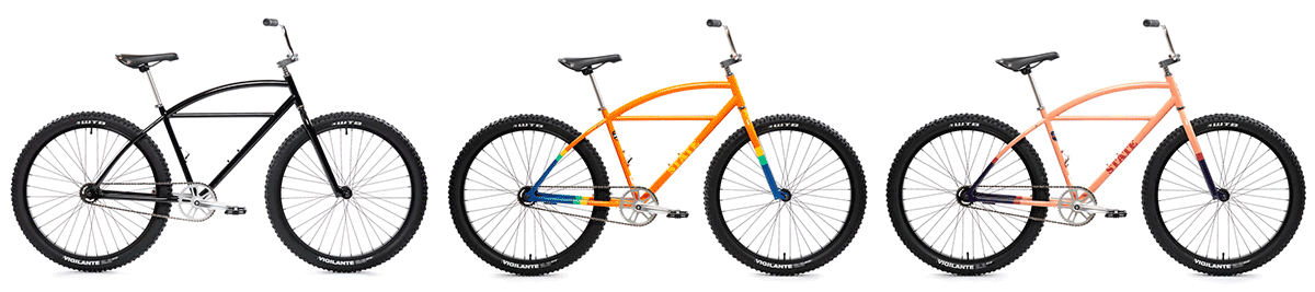 state bicycles klunker