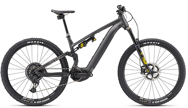 commencal electric mountain bike
