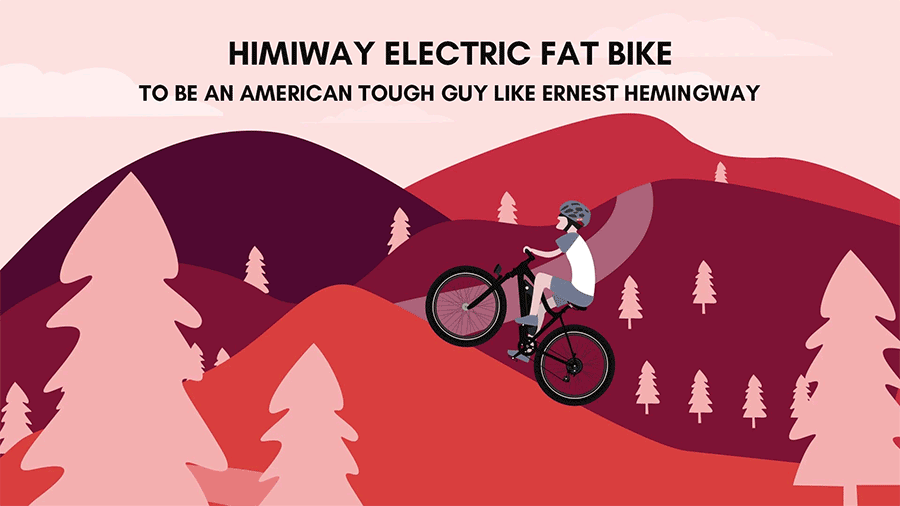 himingway bike brand moto