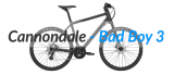 Cannondale Bad Boy 3 Review
