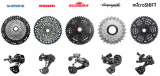 Groupset Overview – Shimano, SRAM, Campagnolo, SunRace, microSHIFT
