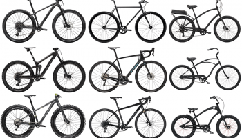 Black Bicycles Only
