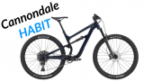 Cannondale Habit Series Overview