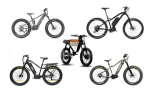 Best Class 4 eBikes – 1000+ Watt Electric Bikes