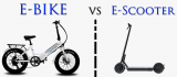 Electric Bike vs Scooter