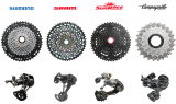 Groupset Overview – Shimano, SRAM, Campagnolo, SunRace