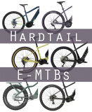 Best Hardtail Electric Mountain Bikes [of 2021]