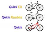 Cannondale Quick – CX, Disc, Remixte series overview