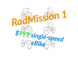 Overview of the newest addition to Rad Power Bikes – the RadMetro 1