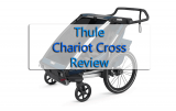Thule Chariot CROSS Trailer Review