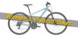 These Are The Best Hybrid Bikes For Women in 2021